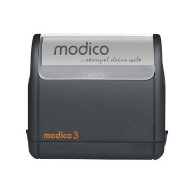 MODICO 3, 58x18 mm, do stemlowania papieru.